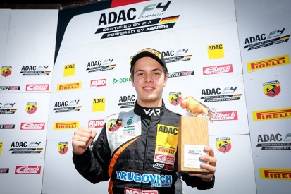 German F4 star Drugovich to make Euro F3 debut at Hockenheim finale