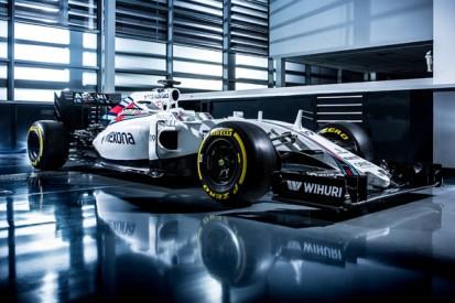 Williams unveils FW38 for 2016 Formula 1 season