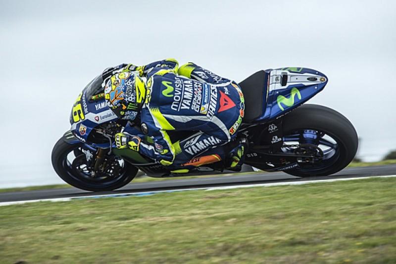 Valentino Rossi picks 2015-style Yamaha after second MotoGP test