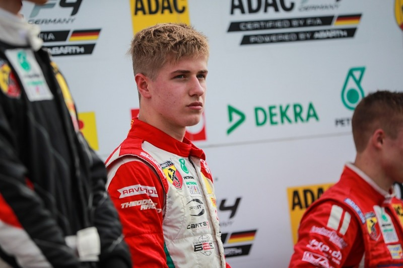 German F4 champion Vips gets late deal for Euro F3 Hockenheim finale