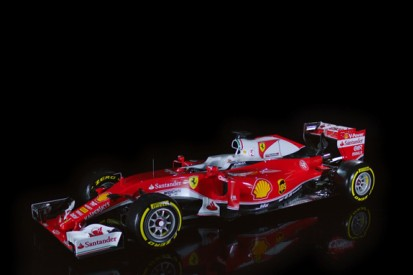 Ferrari launches its 2016 Formula 1 car - the SF16-H