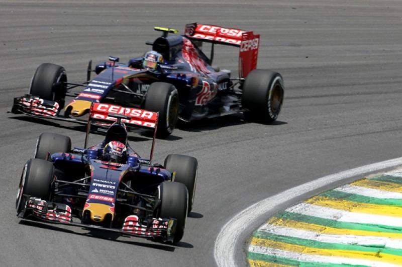 Toro Rosso faced 'massive' design change to use Ferrari F1 engine