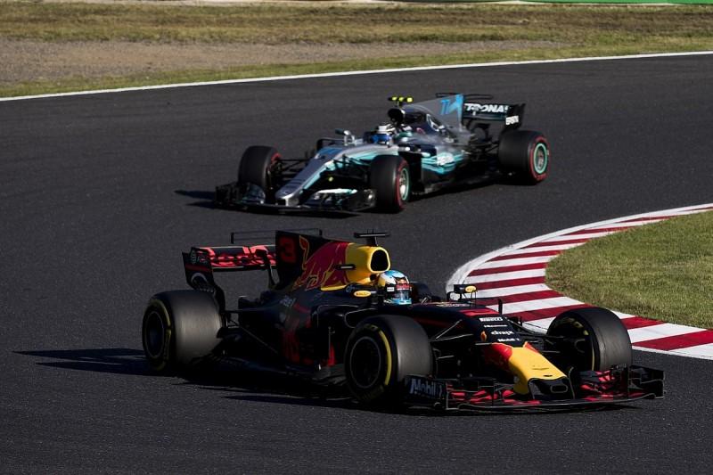 Suzuka F1 track exposed Renault's lack of 'magic' power mode - Horner