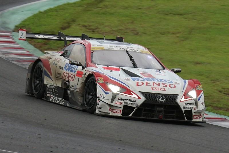 Ex-F1 driver Heikki Kovalainen to demo Super GT Lexus at DTM finale