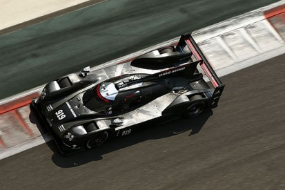 Porsche logs more than 4000km with 2016 WEC racer in tyre test