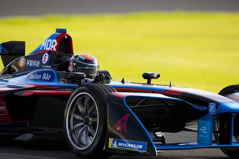 Venturi: Evaluating Mercedes duo in Formula E testing a coincidence