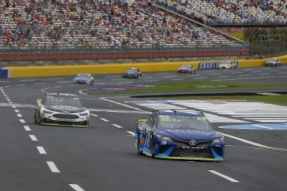 Larson, Harvick say NASCAR points leader Truex no longer unbeatable