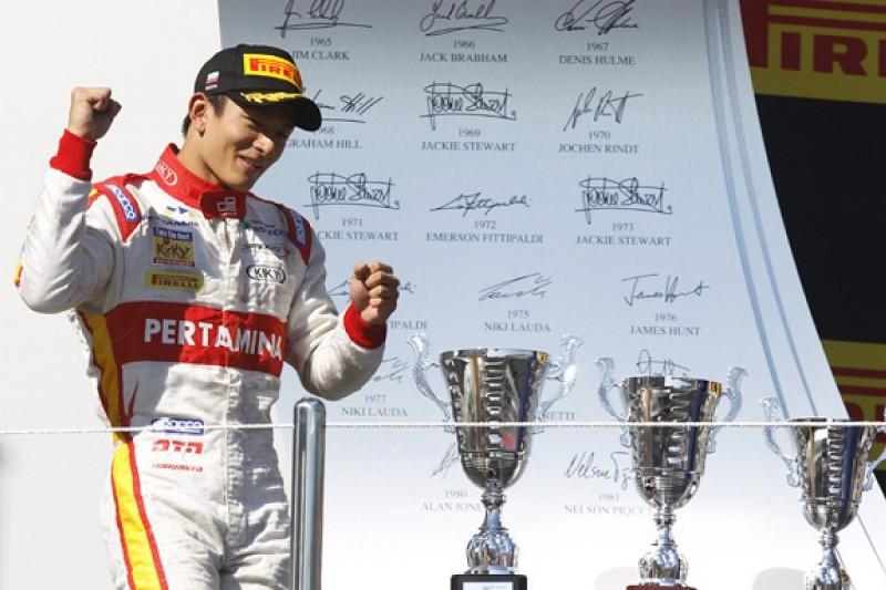 Rio Haryanto gets second Manor Formula 1 seat for 2016 season