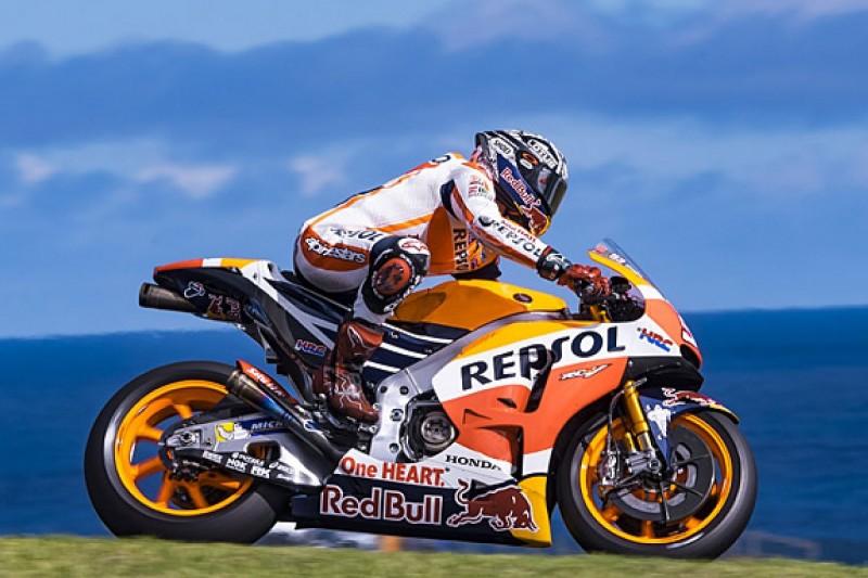 Honda starting to make progress with troubled 2016 MotoGP bike