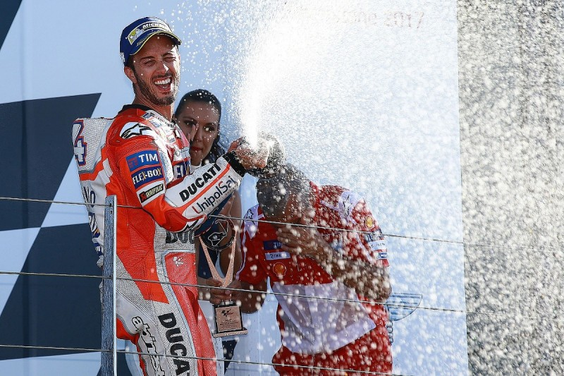 Dovizioso: People freaking out over MotoGP form underestimated me