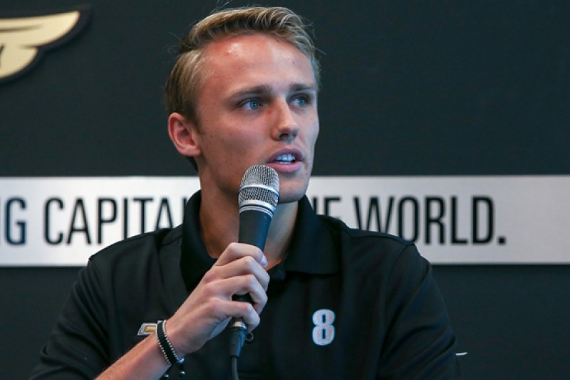 'Welcoming' IndyCar paddock very different to F1, says Chilton