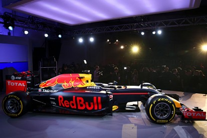 Adrian Newey's Red Bull F1 involvement on car concept, not details