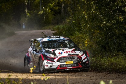 Kajetan Kajetanowicz wins third European Rally Championship title