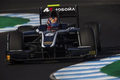 Victory for Artem Markelov in Formula 2 Jerez sprint race