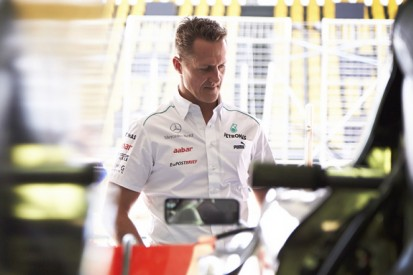 Michael Schumacher's manager still hopes 'he will one day be back'