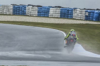 First day of MotoGP Phillip Island test 'wasted', say riders