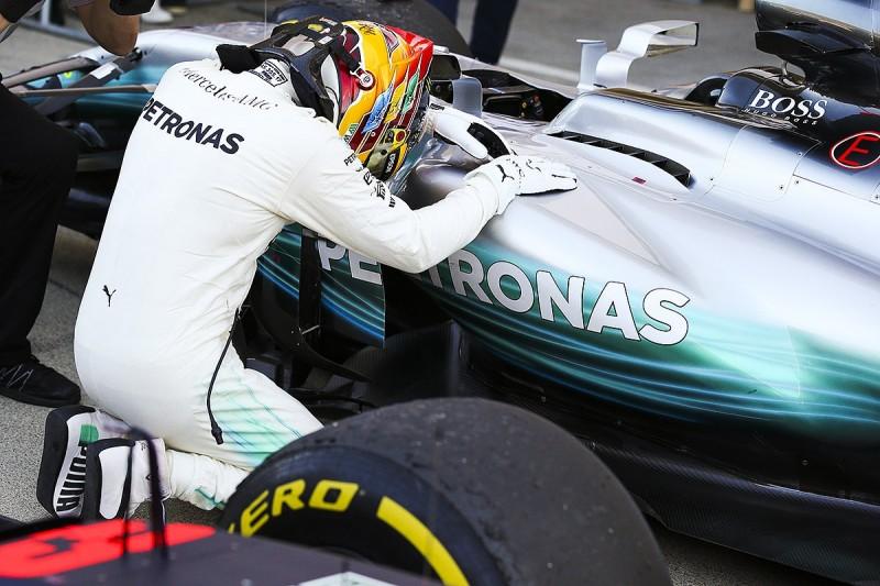 Mercedes F1 team urged to sort 'diva' car rather than celebrate