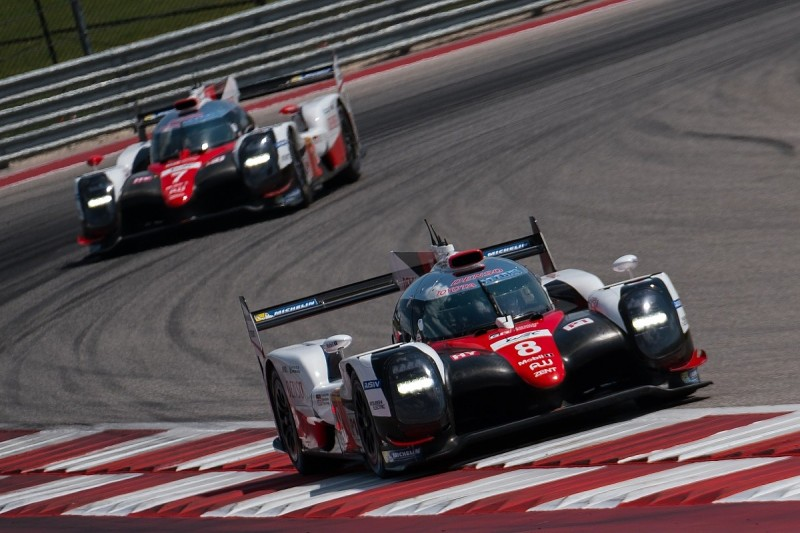 Toyota vague on when it will announce decision on its WEC future