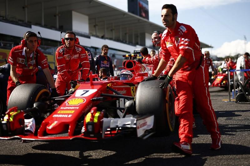 Ferrari's recent F1 engine problems 'weird' - Kimi Raikkonen
