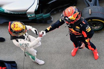 Japanese GP: Tense end made 'no difference' to Verstappen win bid