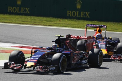 Toro Rosso will beat Red Bull in first half of F1 season - Horner