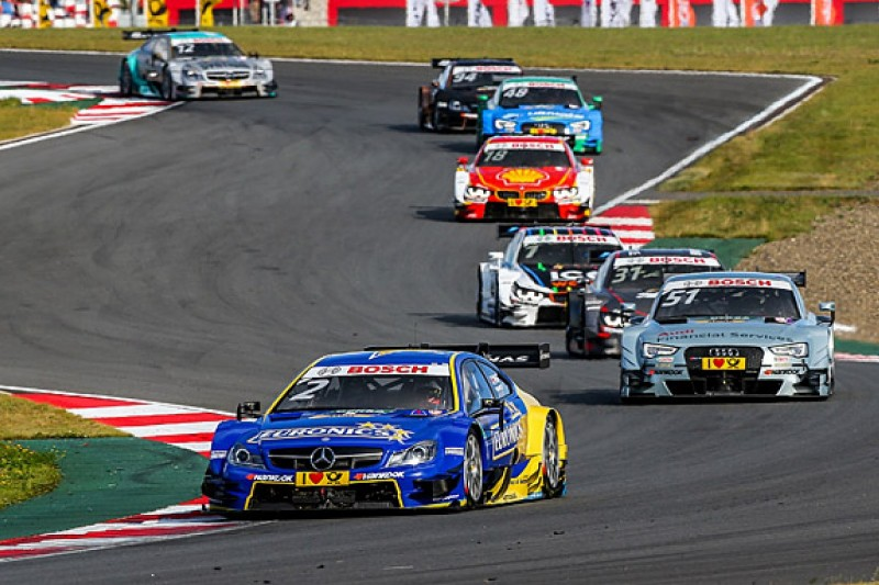 Leading Mercedes DTM drivers want regulation changes for 2016
