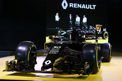 Renault's 2016 F1 car compromised by delayed takeover of Lotus