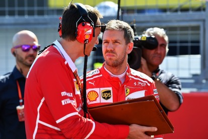 Sebastian Vettel one reprimand from penalty after Suzuka punishment