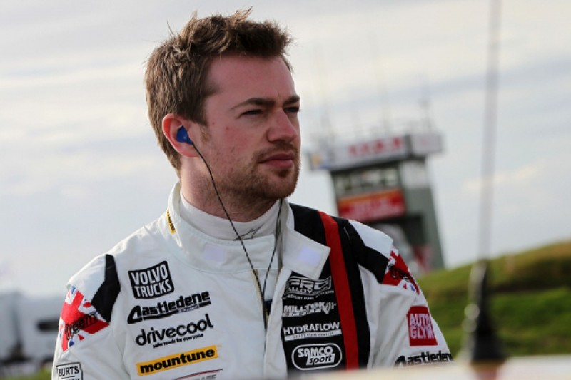 James Cole to race for Team BMR in BTCC in fourth Subaru Levorg