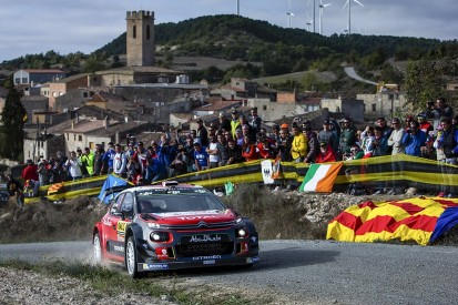 WRC Catalunya: Meeke takes victory as Ogier extends title lead