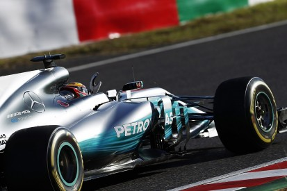 Mercedes has no concerns about Hamilton's Japanese GP F1 engine