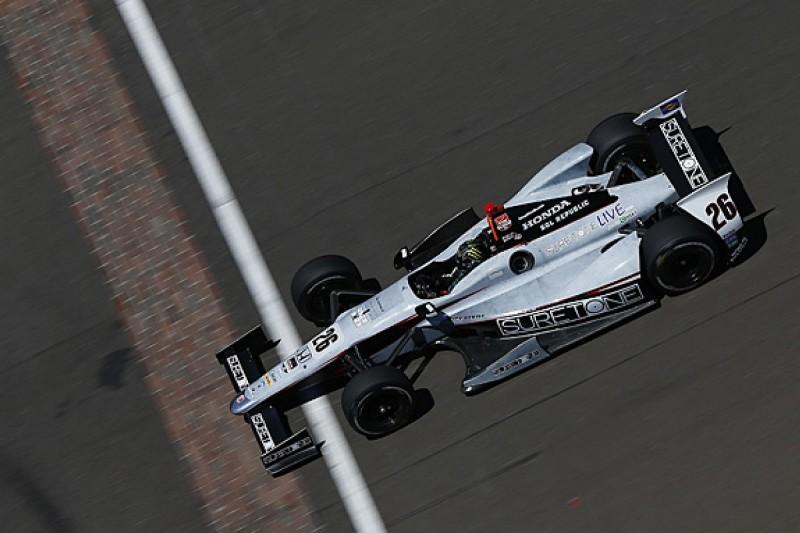 Kurt Busch still considering entering 2016 Indianapolis 500