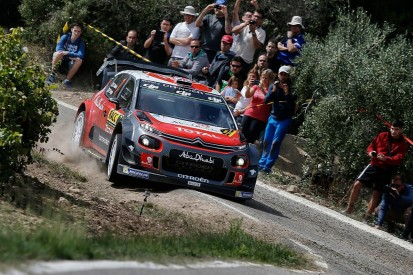 Rally Catalunya: Meeke holds overnight lead, two Hyundais crash out