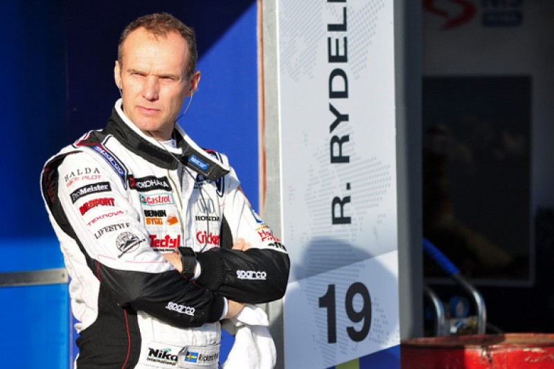 BTCC champion and touring car legend Rickard Rydell retires