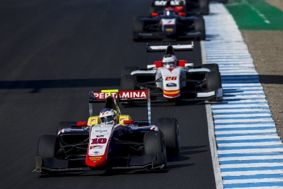 GP3 Jerez: Alesi loses reverse grid pole after penalty
