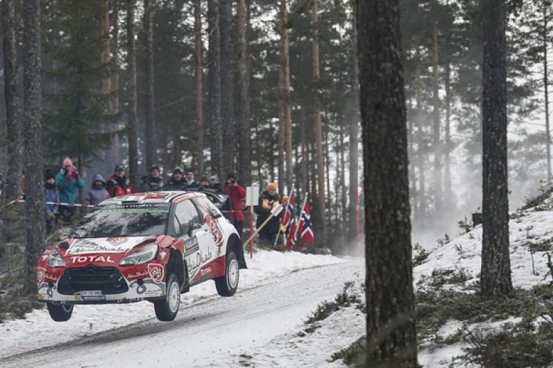 WRC return in Sweden exceeded expectations, Citroen's Breen says