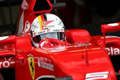 F1 should be about drivers rather than technology - Sebastian Vettel