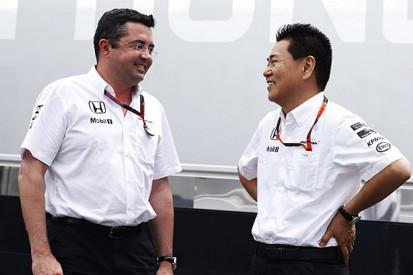Tough 2015 F1 season brought McLaren and Honda closer together