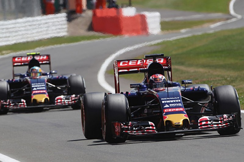 Toro Rosso will use Ferrari's final 2015-spec F1 engine this season