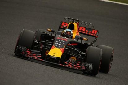 Daniel Ricciardo expected Red Bull to be closer to Mercedes