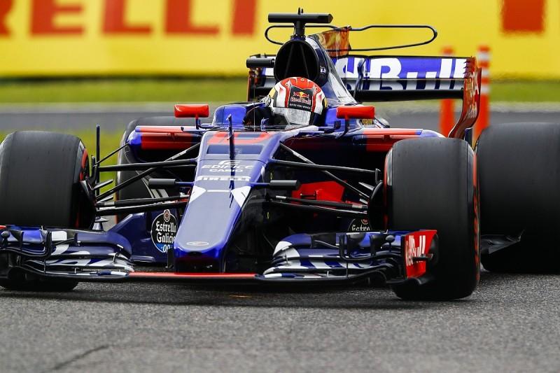 Toro Rosso confirms Gasly/Kvyat for US GP after Sainz Renault exit