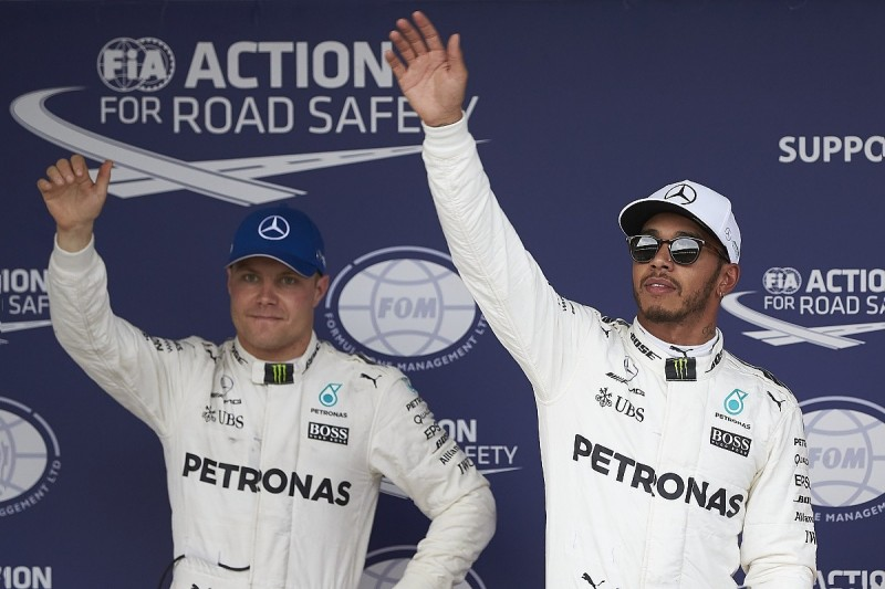 Japanese GP: Mercedes explains recovery from Malaysia 'disaster'