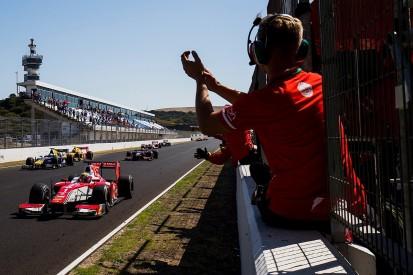 Charles Leclerc seals Formula 2 title with Jerez feature race win