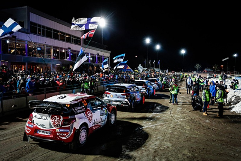 World Rally Championship drivers planned Sweden stage boycott