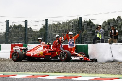 Raikkonen gets Japanese GP grid penalty after gearbox change