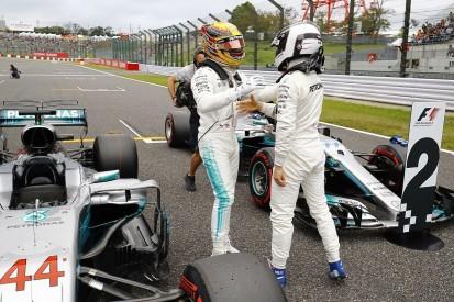 Japanese GP: Dominant Lewis Hamilton takes first Suzuka pole