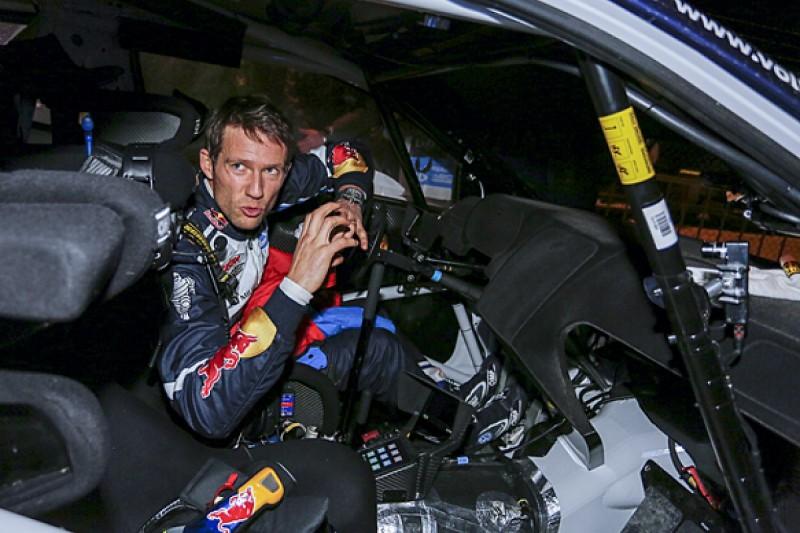 WRC Rally Sweden: Sebastien Ogier maintains lead into finale
