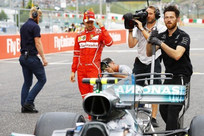 Vettel took extra risk in Japanese GP qualifying that didn't work