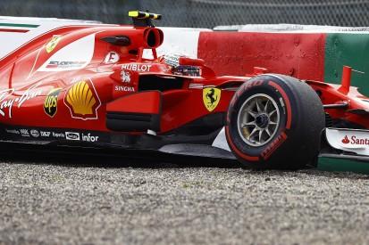 Japanese GP: Raikkonen qualifying woe part of crash's 'hefty price'