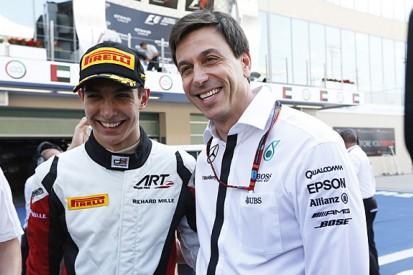 Mercedes juniors Ocon and Wehrlein in F1 'on merit' - Toto Wolff